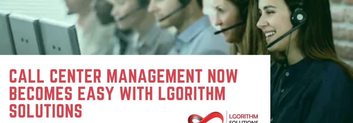 Call Center Management software