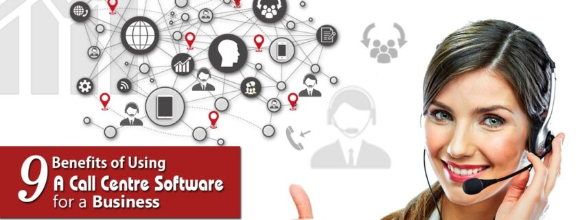 benefits of using a call center software