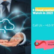 Cloud center Solutions